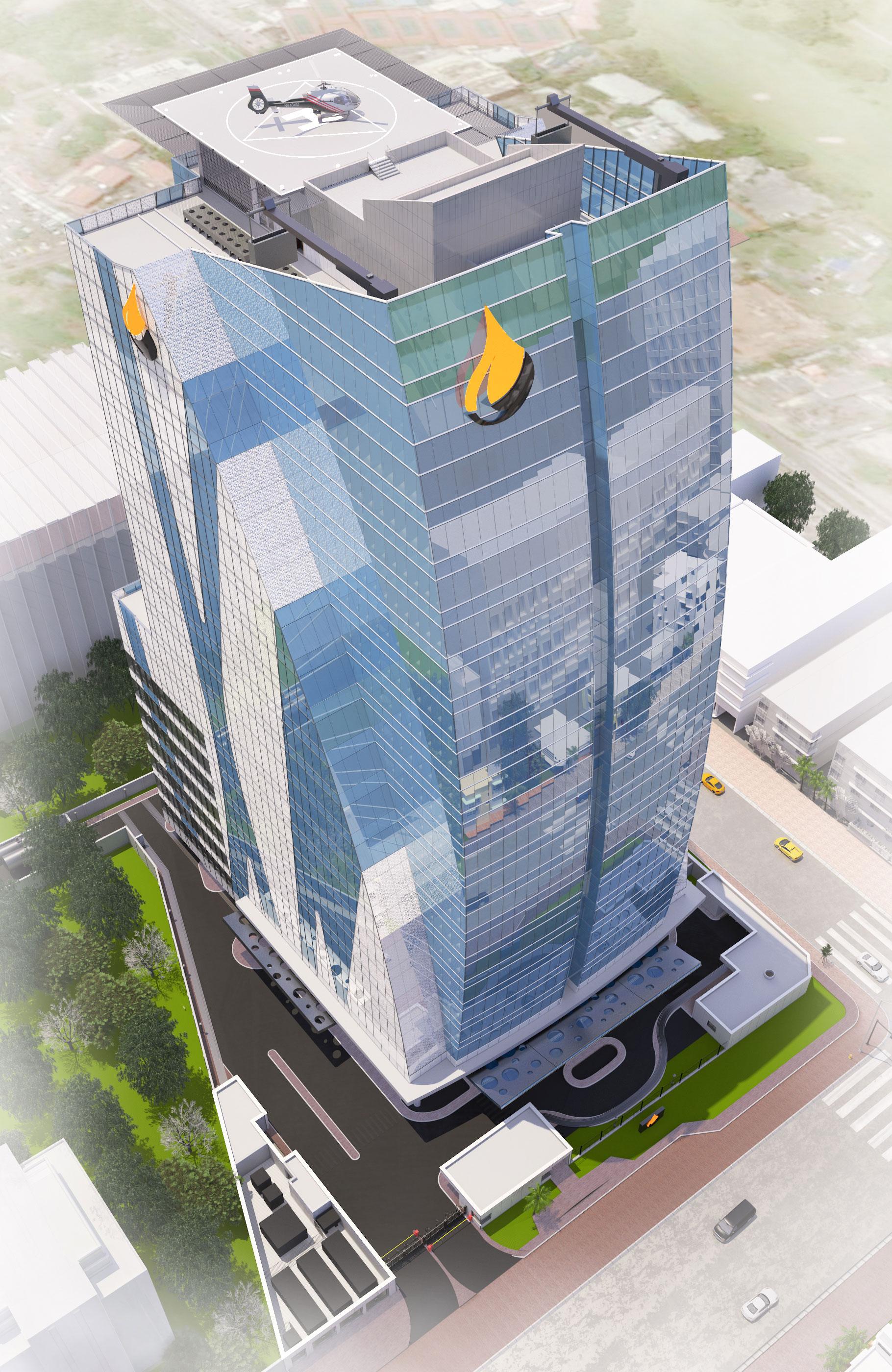 Famfa Oil Tower
